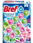 Bref WC blok Perfume Switch 3x50g Apple & Water Lily