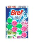 Bref WC blok Perfume Switch Apple & Water lily 2x50g