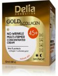 Delia GOLD & COLLAGEN krém na tvár 45+ 50ml