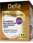 Delia GOLD & COLLAGEN krém na tvár 65+ 50ml