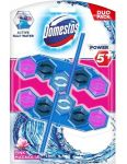 Domestos WC Power5 Blue 2 x 55g Water Pink tuhý