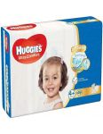 Huggies Ultra Comfort 4+  10-16kg 46ks