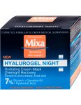 Mixa krém Hyalurogél Light Night krem 50ml