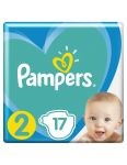 Pampers Active Baby S2 4-8kg 17ks