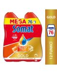 Somat Gold gél XL 4 x 684ml Anti Grease