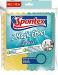 Spontex Microfibre 2 Magic Effect utierka 20,5 x 22 cm 2ks
